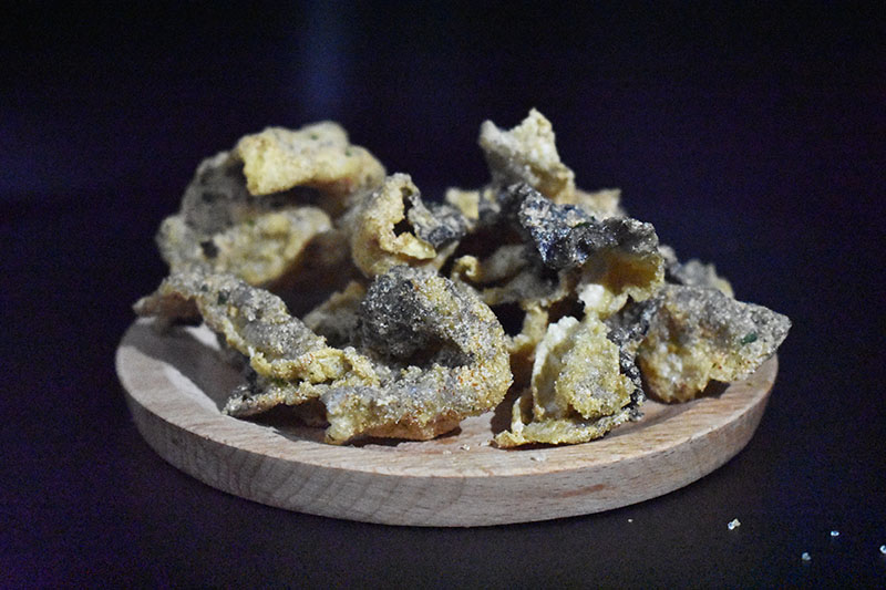 Da cá sấy giòn Anh Phát - Chuẩn vị da cá chiên trứng muối Singapore